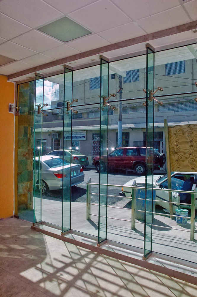 Glass Walls And Partitions Caribe Glass Consulting